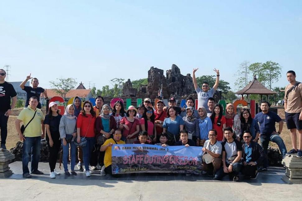 Bank Mega Regional Jak2 - Staff Outing Cirebon