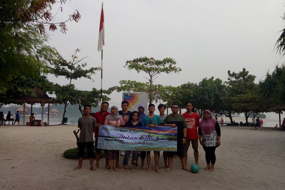 Genk Goes to Pulau Pari